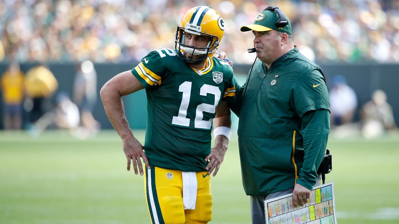 Report: Former Packers Coach Mike McCarthy and Aaron Rodgers' Issues Date Back to 2005 Draft