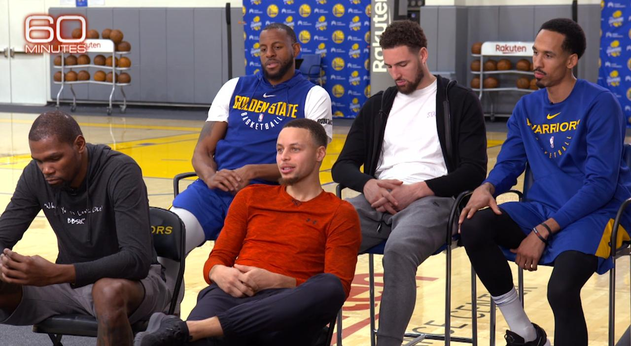 """Curry: """"I Feel Like I've Played For Three Different Teams"""" in Nine Seasons With Warriors"""