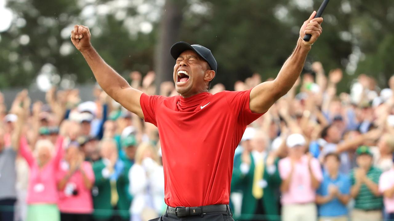 Tiger Woods Wins 2019 Masters for 15th Career Major