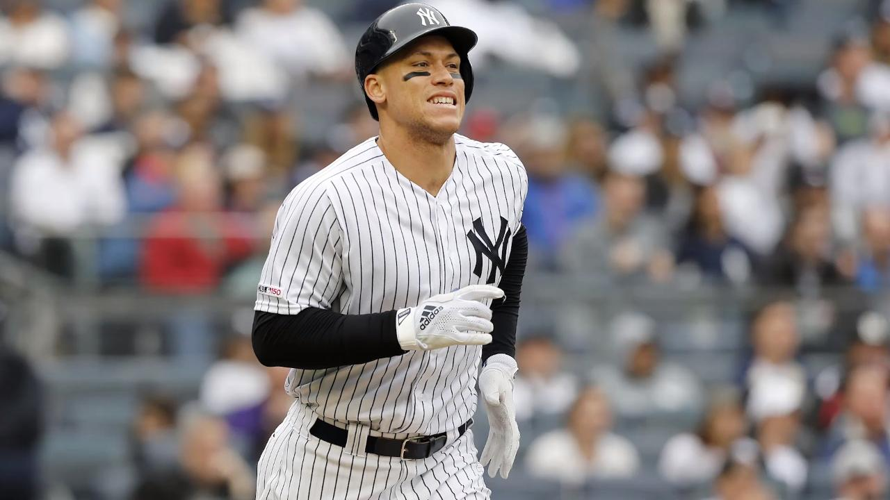 Yankees Place Aaron Judge on Injured List After Suffering Oblique injury