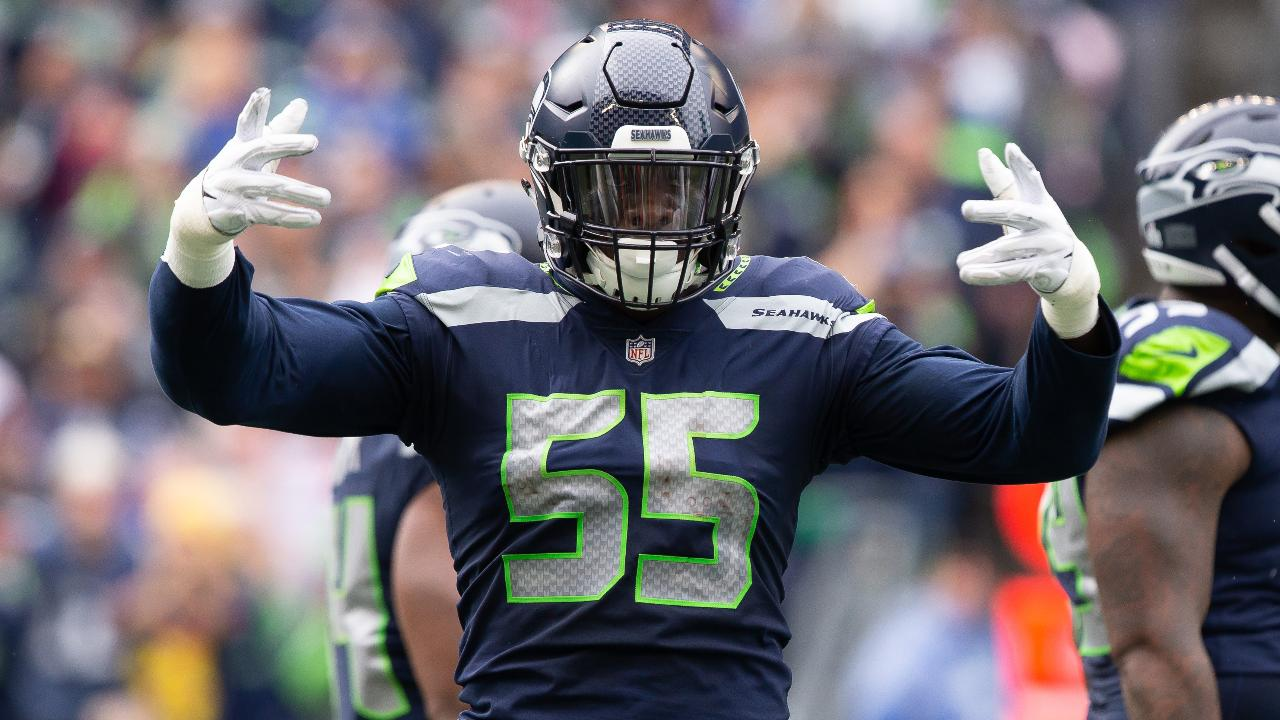 Report: Chiefs Acquire Frank Clark From Seahawks for 2019 First-Round, 2020 Second-Round Pick