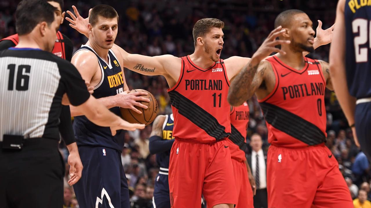 Blazers End 19-Year Conference Finals Drought With Game Seven Win Over Nuggets