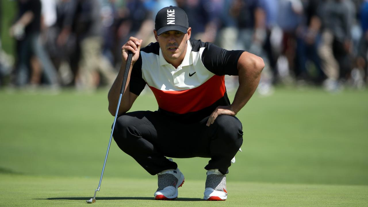 Brooks Koepka Shoots Course Record 63 in Round One of PGA Championship