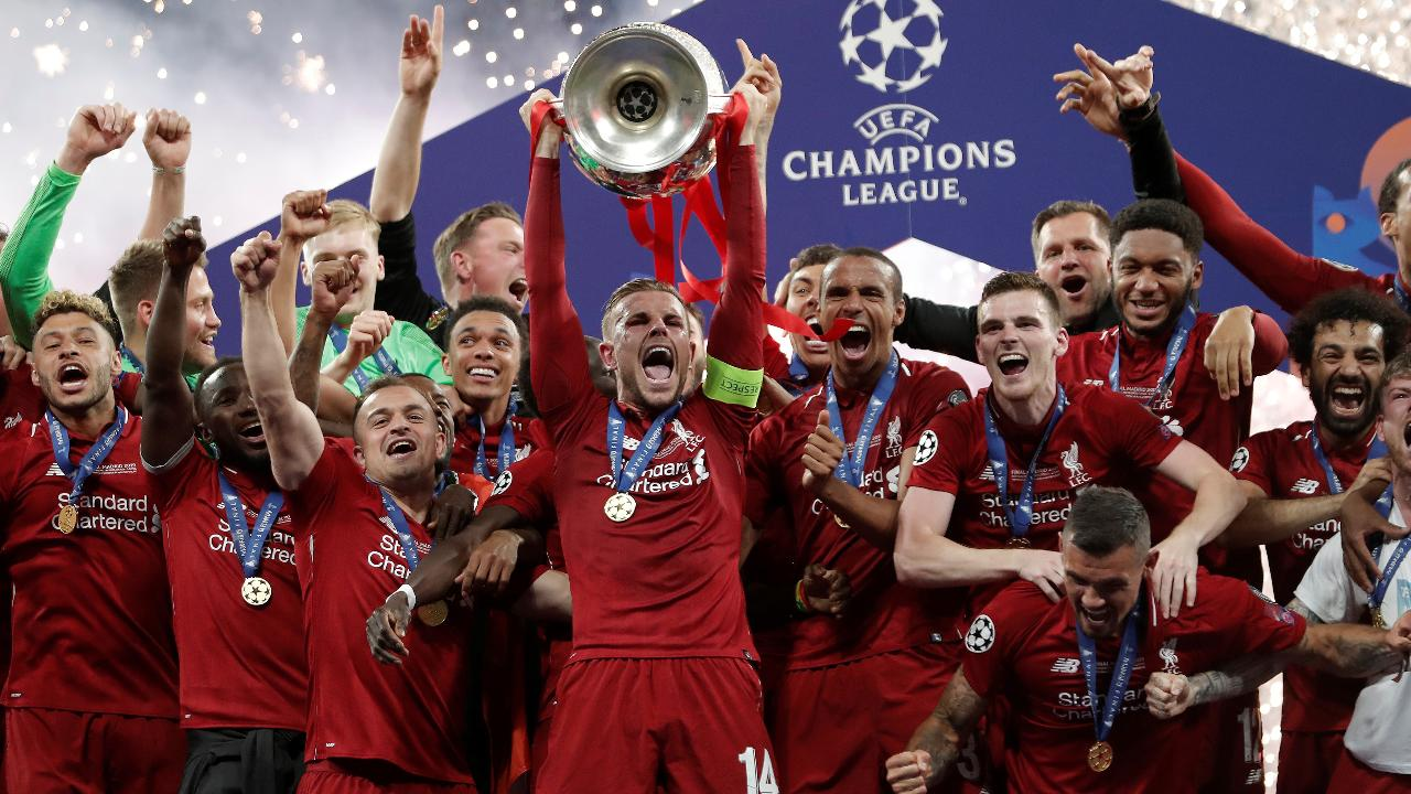 Liverpool Wins Sixth Champions League Title With Victory Over Tottenham