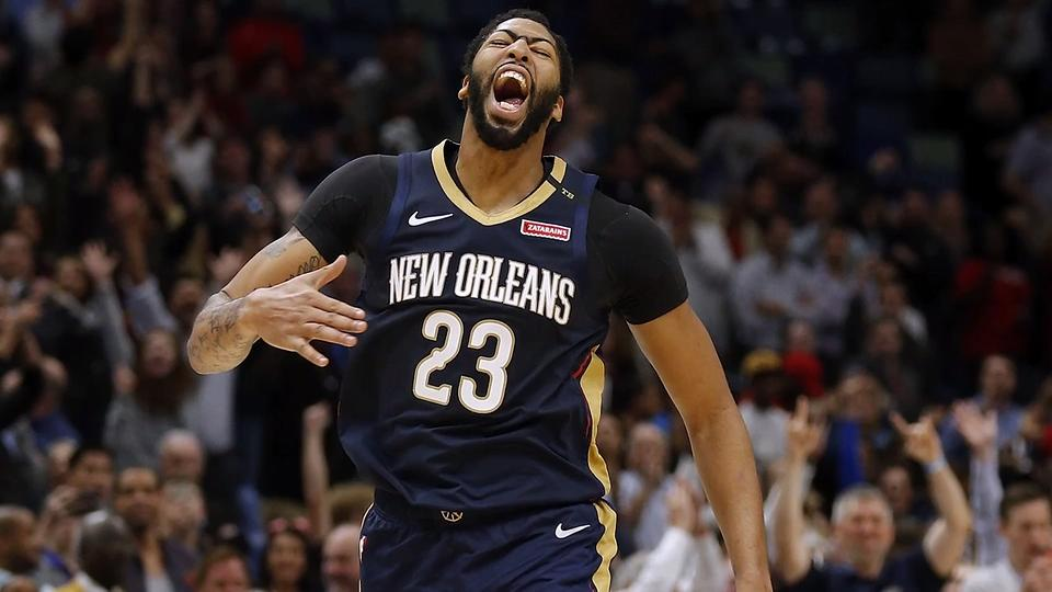 Report: Pelicans Trade Anthony Davis to Lakers