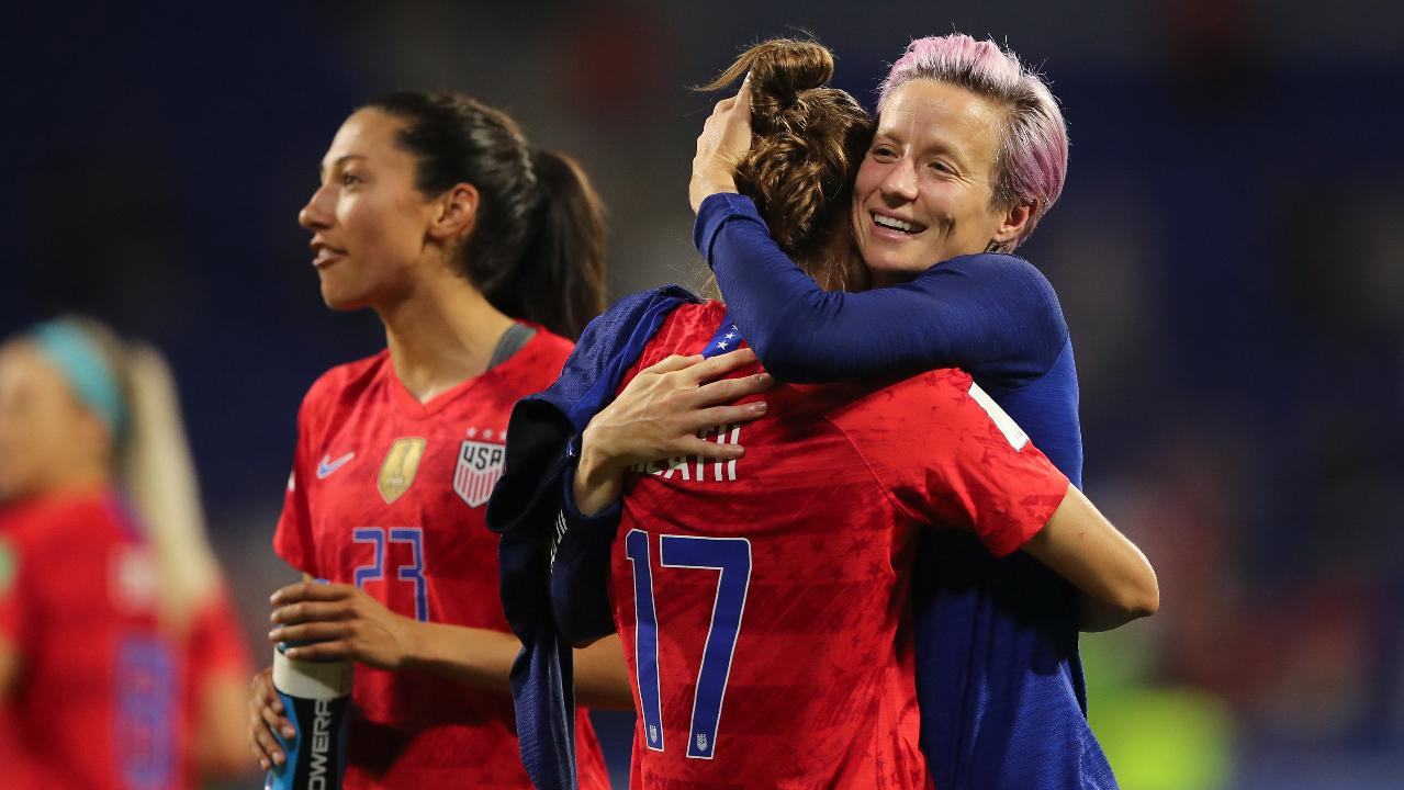 USA Defeats England to Reach Third Consecutive Women's World Cup Final