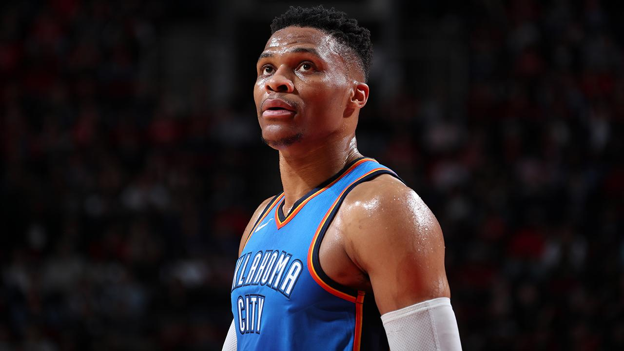 Report: Thunder Trade Russell Westbrook to Rockets For Chris Paul, Picks