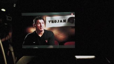 Ed Orgeron on recruiting at USC