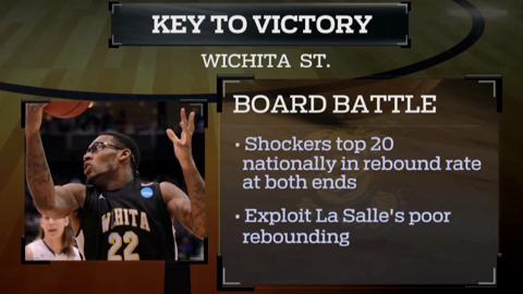 Fast Break: Wichita State vs. La Salle