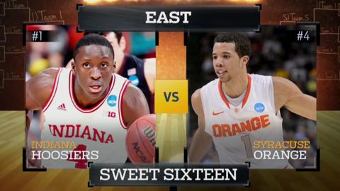 Road to Atlanta: East's top seeds look strong