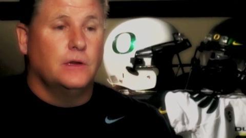 Inside Oregon's Chip Kelly's coaching philosophy