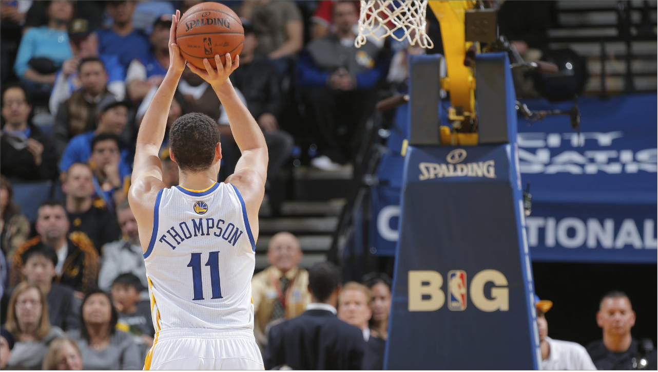 EDGE: Deciphering Klay Thompson's jumpshot | SI.com