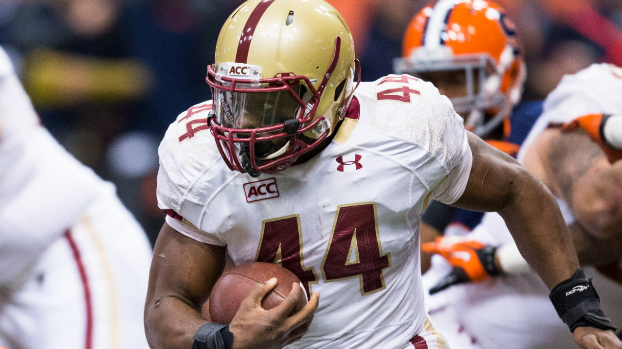2014 NFL Draft Position Breakdown: Running Backs