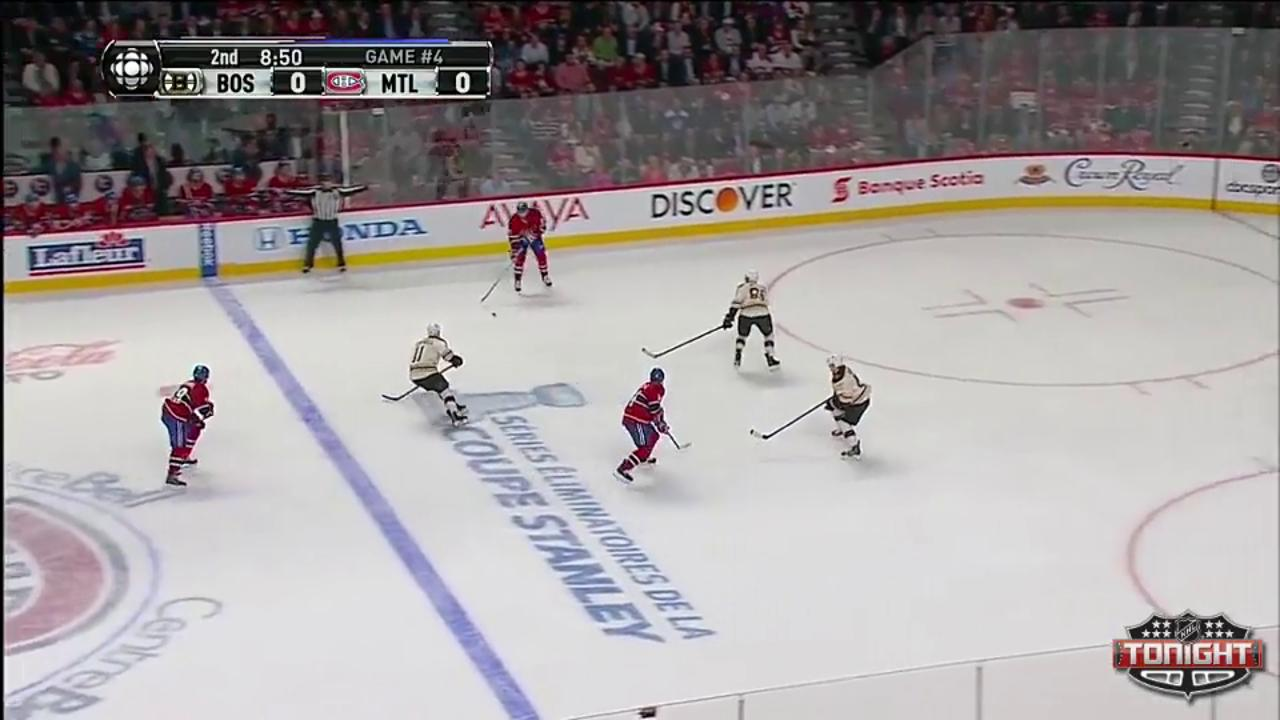 Rask, Fraser lift Bruins to 1-0 OT win over Canadiens