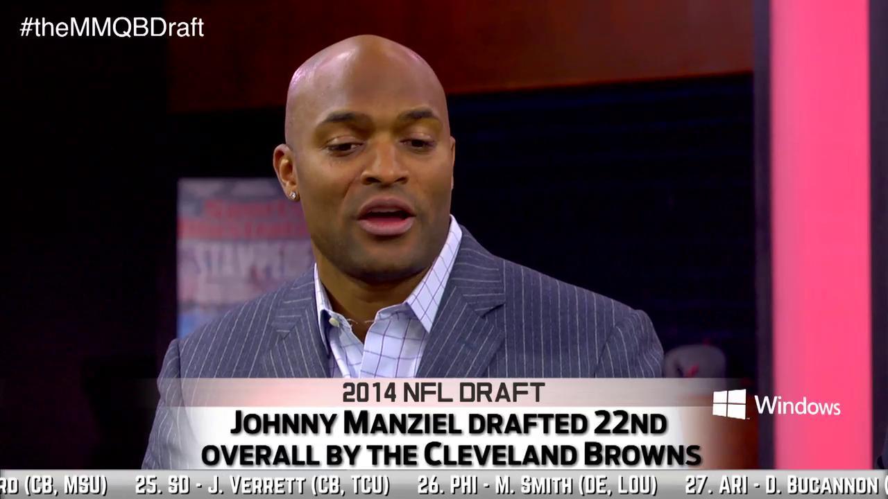 The pros and cons of Browns quarterback Johnny Manziel