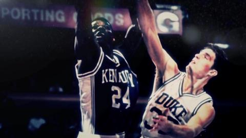 NCAA Tournament Moment: Christian Laettner's shot