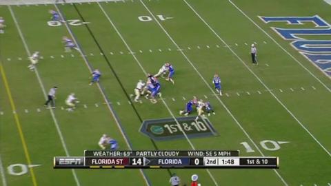 FSU uses turnovers to beat Florida